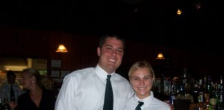 bartenders from the Shipwreck Grill