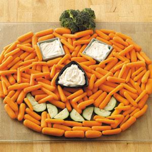carrot pumpkin