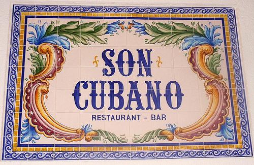 Son Cubano nj Son Cubano Spices up West New