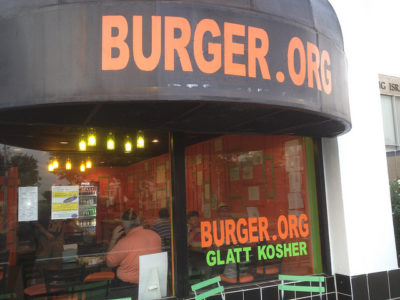 Burger.org in margate