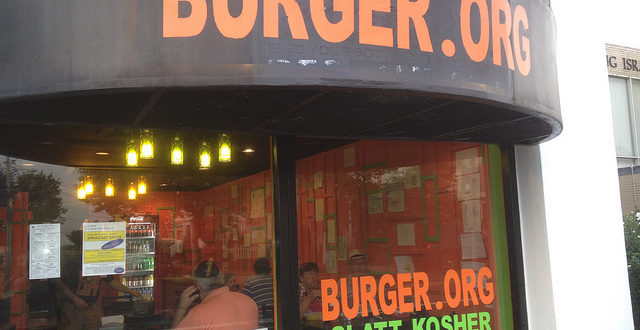 Burger.org in margate