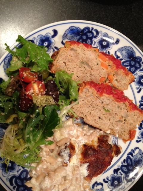 Recipe: Chicken Parm Meatloaf – Jersey Bites