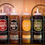 Brother Jimmy's sauces