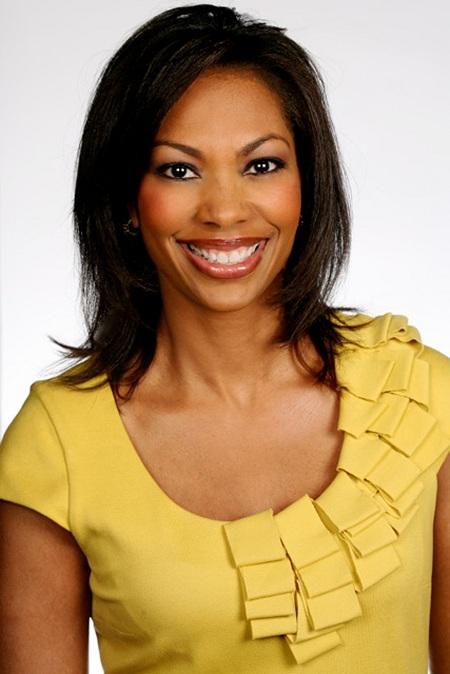 "Harris Faulkner, anchor of FOX News Channel's ""Fox Report Weekend"""