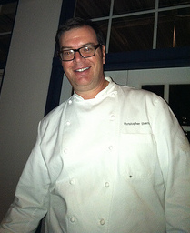 Executive Chef/Owner, Chris Siversen