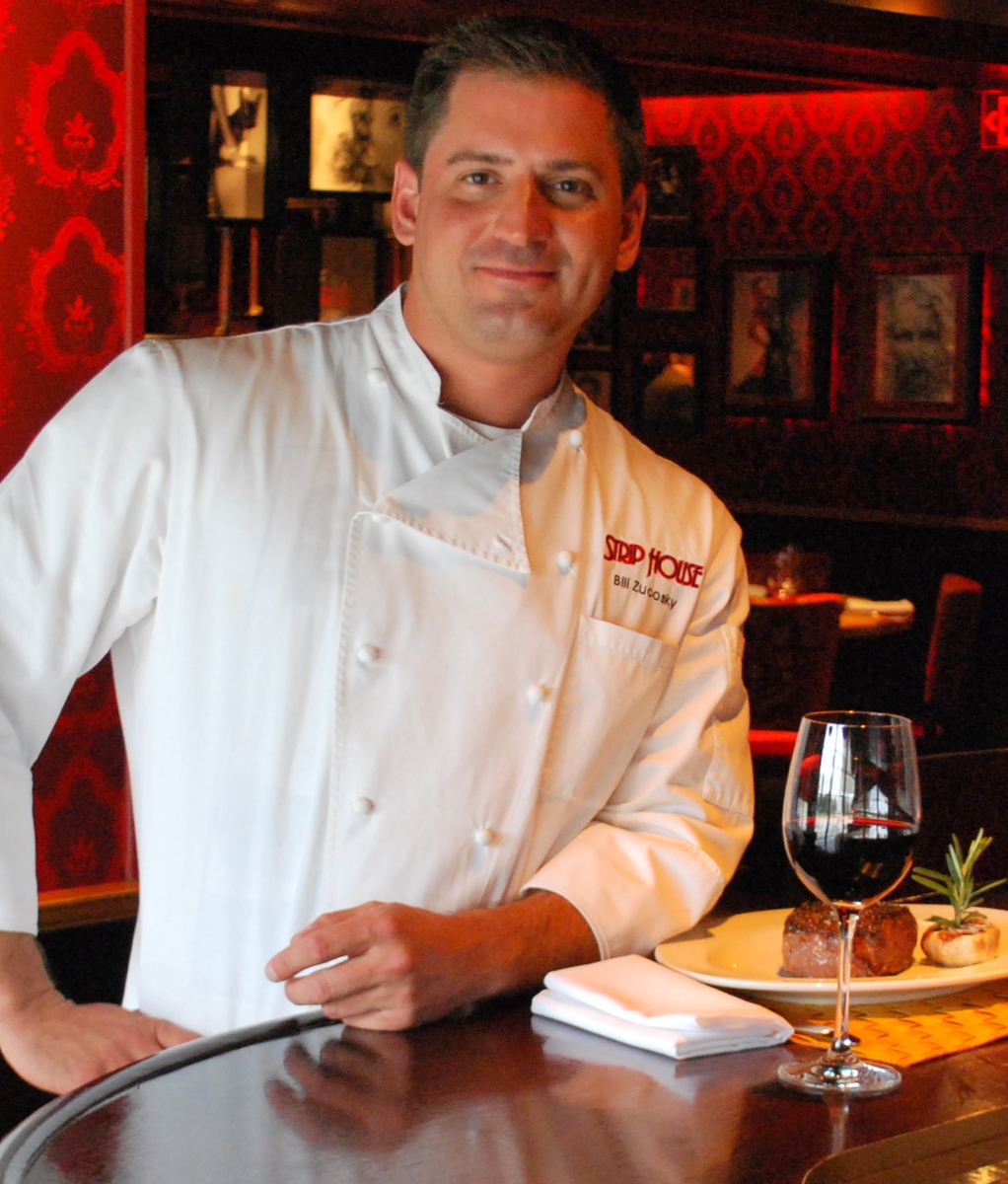 Bill Zucosky, Executive Chef