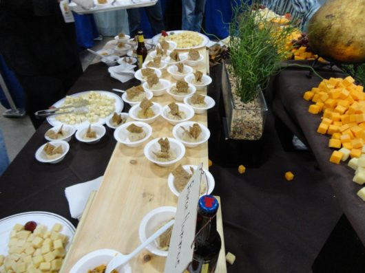 Food provided by Morris Tap & Grill