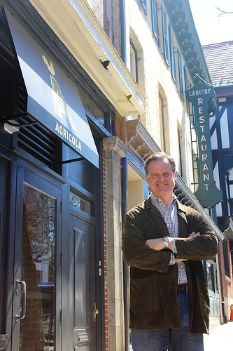 Agricola Owner Jim Nawn