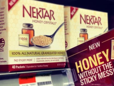Nektar Naturals Honey Crystals