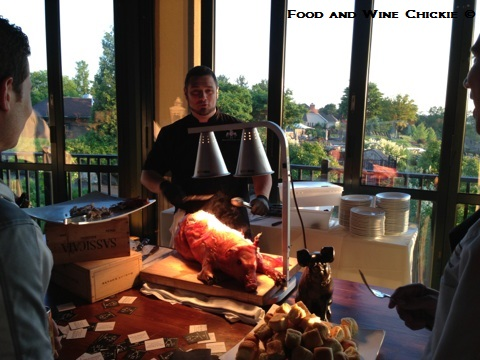 Chef Mike Carrino of Pig and Prince