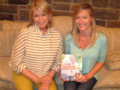 Martha Stewart and Beverly Beveridge crop