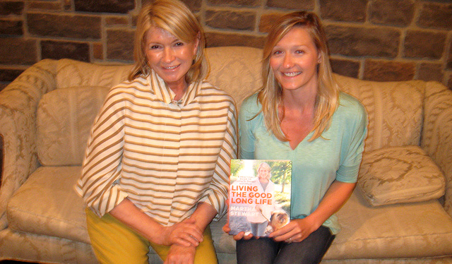 Martha Stewart and Beverly Beveridge crop