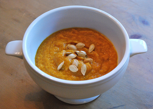 pumpkin soup recipe: simple and delicious