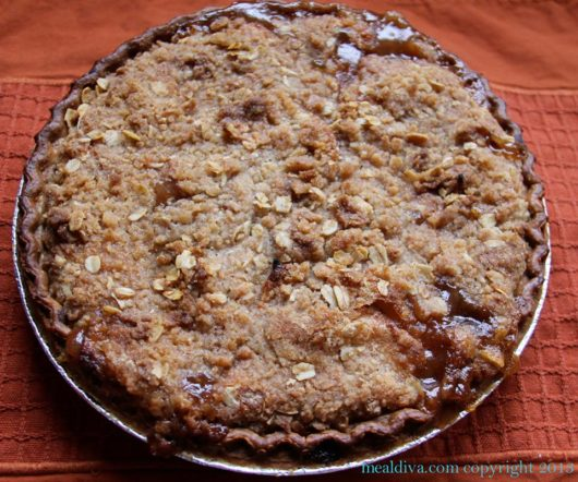 Jennifer Miller: Apple Pie Crisp recipe