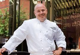 Chef Anthony Pino, Anthony David's
