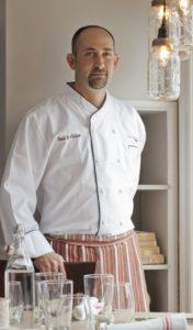 Chef Todd Villani, Terre à Terre