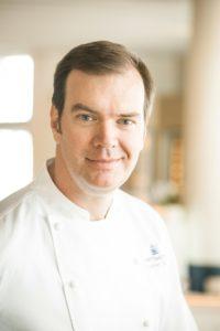 Executive Chef Chris Siversen, Maritime Parc
