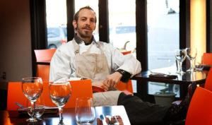 Francesco Palmieri, Chef, The Orange Squirrel