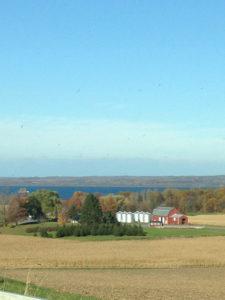 Finger Lakes, Dairy Farm