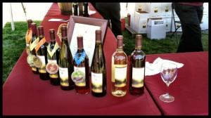 Award-winning wines from Sharrott Winery