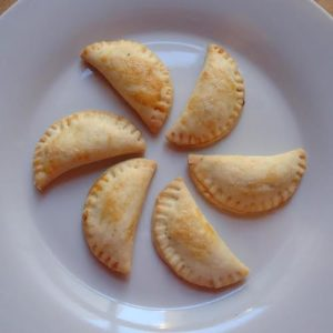 Nutella Pastry Pockets, Gina Glazier, Monmouth County