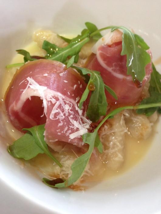 Gnocchi with Prosciutto
