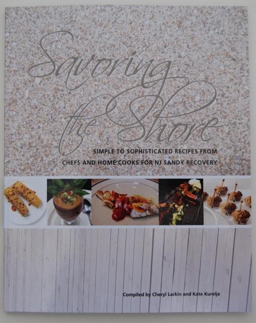 Savoring the Shore, review, Jennifer Miller, MealDiva