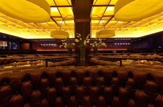 Robert's Steakhouse, interior, Atlantic City