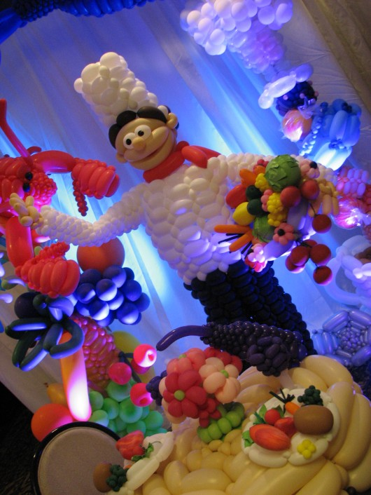 Montclair Food and Wine Festival, Remember Our Balloons