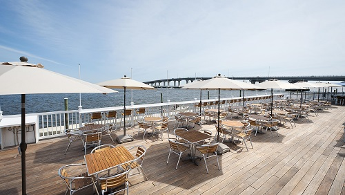 Baia, dock and dine Restaurants in New Jersey