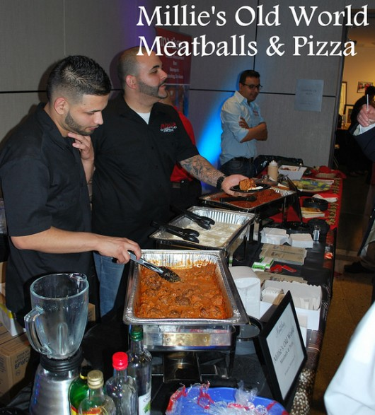 Millie's Old World Meatballs & Pizza, 60 South Street, Morristown, 973-267-4992