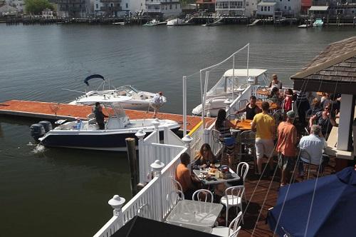 Wonder Bar, dock and dine Restaurants in New Jersey