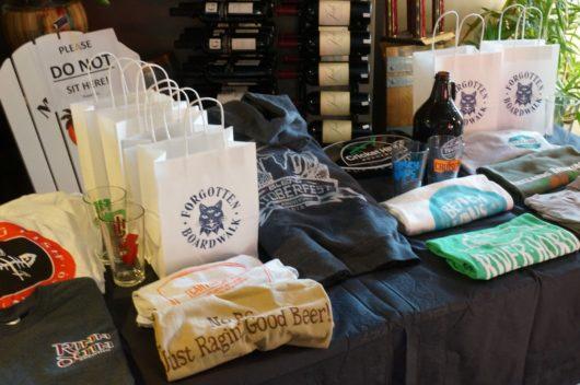 New Jersey Craft Beer merchandise