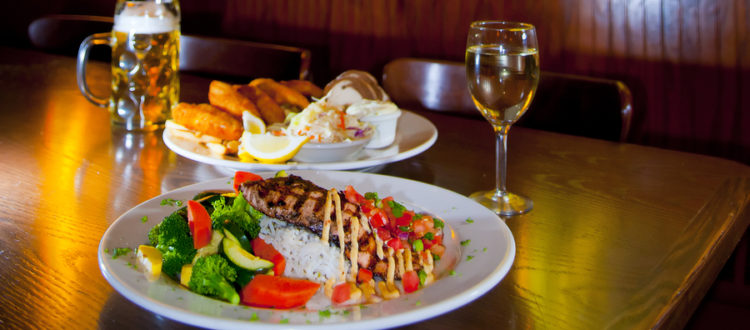 New Jersey Seafood and Wine and Beer