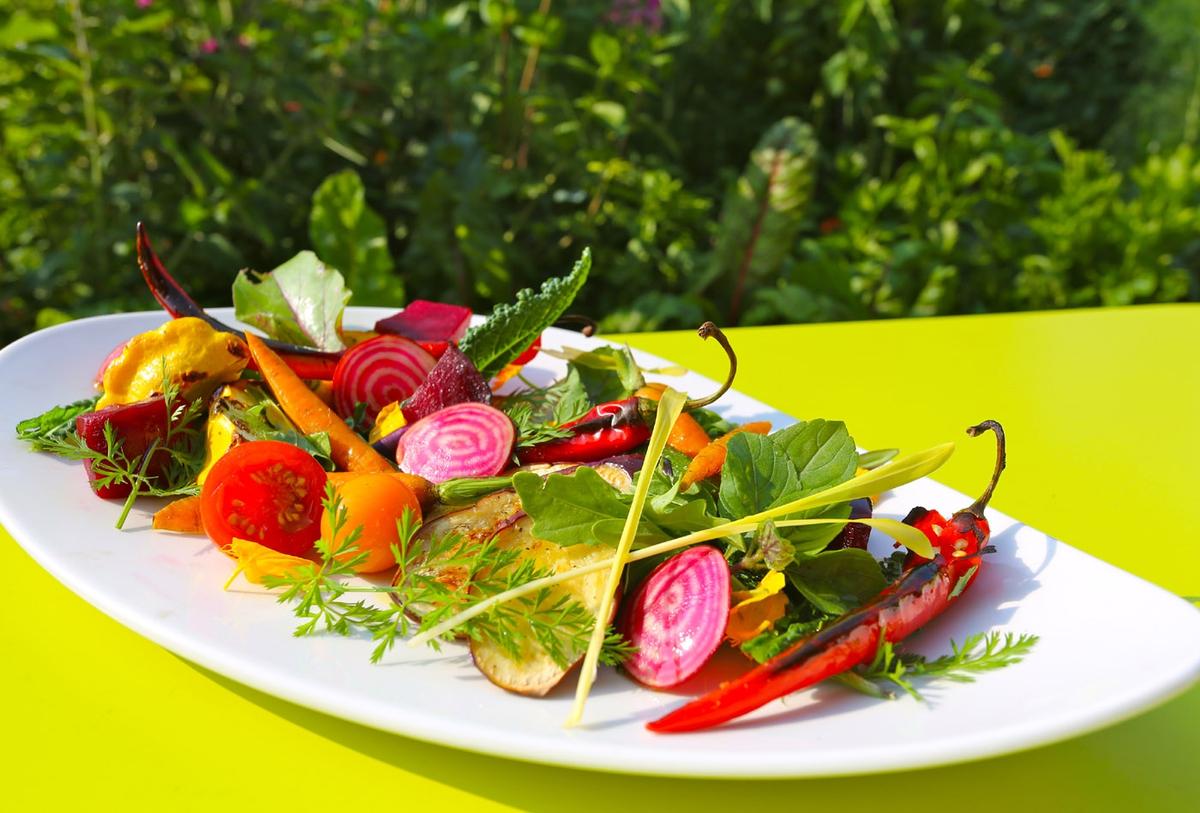 Chef Garden: Chef Spotlight: Crystal Springs Resort's John Greeley