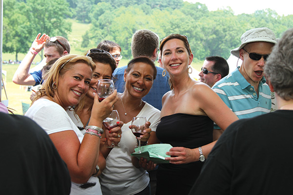 Grand Tasting Garden State Wine Growers