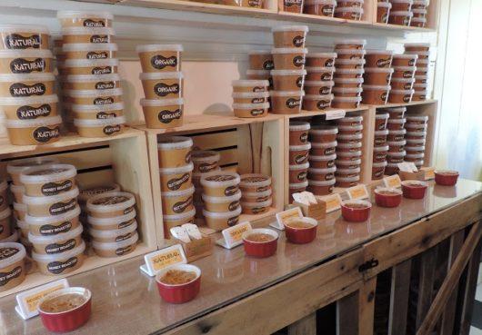 Smithville Peanut Butter Company, Jersey Bites