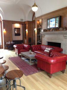 Vail Bar Lounge Area