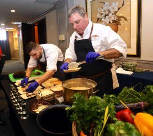 Chef John Greeley