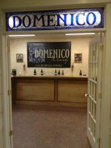 Domenico Tasting Room at Bacchus