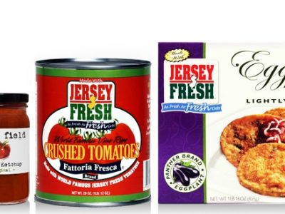 products with the Jersey Fresh label
