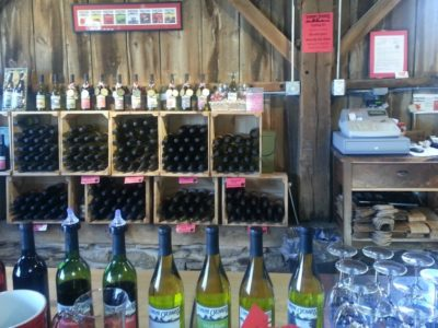 Terhune Orchards Tasting Room