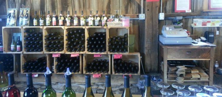 Terhune Orchards Tasting Room