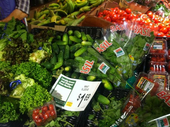 Jersey Fresh Produce