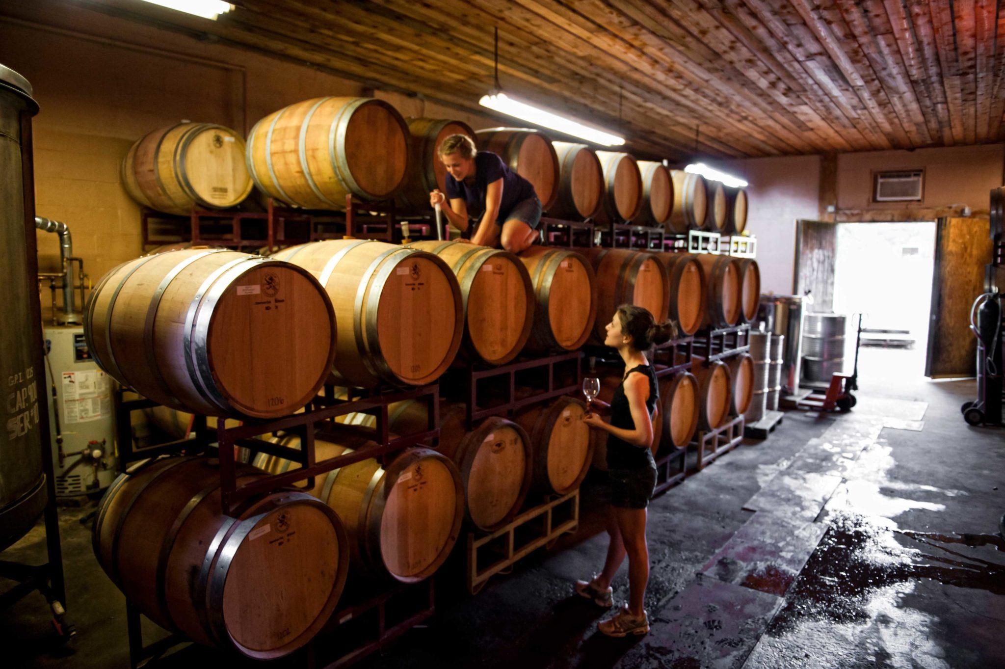Barrel Trail Event New Jersey Wine Growers Association
