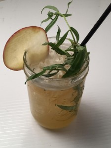 Bourbon Tarragon Cocktail - Morris Tap & Grill