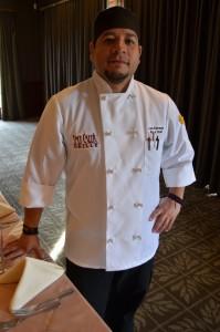Chef Luis Estrada Salt Creek Grille