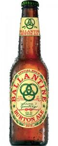 Ballantne Burton Ale bottle