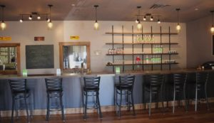 Claremont Tasting Room. Photo Courtesy of Claremont Distilled Spirits.