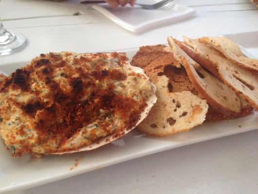 Crab dip, Seaside, Christine Van Arsdalen, Jersey Bites